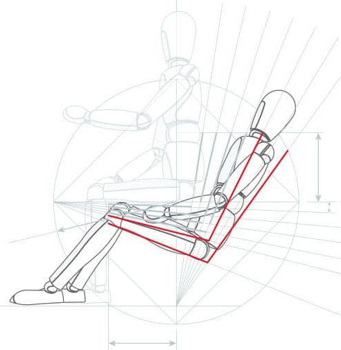 кресло француз