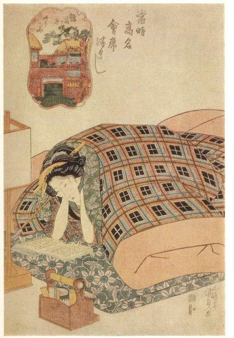 Японский футон